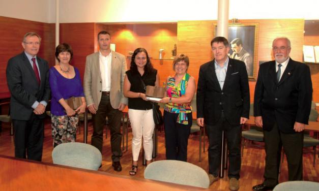 PREMI CONSELL SOCIAL URV A LA QUALITAT DOCENT 2014
